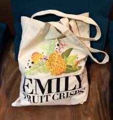 My goody bag!