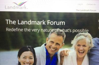The Landmark Forum Image